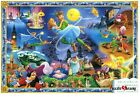 Walt Disney 1000 Pieces Jigsaw Puzzles World Of Peter Pan Tenyo Collection Gift