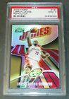 POP 9 LEBRON JAMES 2003 FINEST REFRACTOR #041 250 ROOKIE PSA MINT 9 POP 9