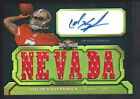 2011 COLIN KAEPERNICK TRIPLE THREADS RC AUTOGRAPH 49ERS JERSEY AUTO SP #2 9 $350