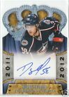 2011-12 Crown Royale Hockey Cards 28