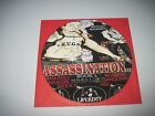 Assassin Assassination Book 1 Autographed US CD 2pac Rare