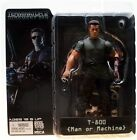Terminator 2 Judgement Day Series 1 T-800 Man or Machine 7in Action Figure NEC