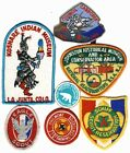 BOY SCOUT EAGLE PHILMONT CAMP DECAL MUSEUM 7 ITEMS PATCH BADGE