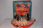 Mattel 1950's Hand Crank Tin Blackbird Pie Toy with Original Box