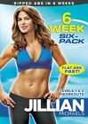 Jillian Michaels 6 Week Six Pack BRAND NEW FREE SHIPPING