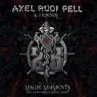 AXEL RUDI PELL - MAGIC MOMENTS (25TH ANNIVERSARY SPECIAL SHOW) 3 CD NEW+