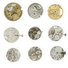 Total 9 of Steampunk Old Vintage Watch Parts Lot# 83-0531