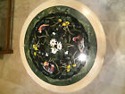 Russian Art Pietra Dura Stone Inlay Table by Gennady Pavlishin