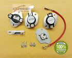 279816 3392519 3977767  3387134    Whirlpool, Kenmore Dryer Thermostat Kit  New