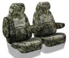 NEW Full Printed Realtree Max 1 Camo Camouflage Seat Covers 5102037 06