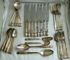HOLMES & EDWARDS, IS Inlaid Deepsilver Flatware