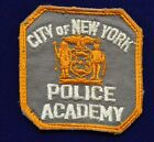 NYPD Police Academy Patch