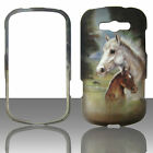 Racing horse Samsung Galaxy Reverb M950 hard Case cover protector