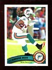 (50) 2011 Topps #44 Davone Bess Miami Dolphins Football Cards Lot MINT