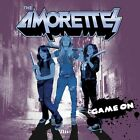 THE AMORETTES - GAME ON  CD NEW+
