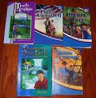 Abeka Grade 4 Reading Lot 5 Readers Adventures in Other Lands and 4 MORE