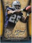 Demarco Murray 2011 Topps Five Star On Card Auto Autograph RC 199 #FSFA-DM