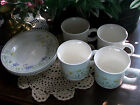 Churchill Fine English Tableware Small Plates & Tea Cups  (7)