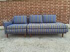 MID CENTURY MODERN 2 piece Sectional Couch Sofa Local PU Only Northbrook IL