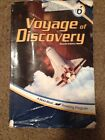 ABeka VOYAGE OF DISCOVERY 6th gr 2nd edition A Beka book reading English Ele