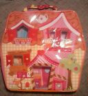 Lalaloopsy Carrying Case Doll House With Handle