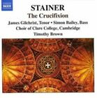 NEW Stainer: The Crucifixion (Audio CD)