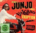 NEW Volcano Eruption - Reggae Anthology [2 CD/1 DVD Combo] (Audio CD)