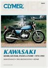 CLYMER REPAIR MANUAL Fits: Kawasaki EN500 Vulcan 500,EN450A 454 LTD,KZ440A M355