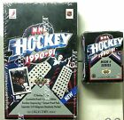 1990-91 Upper Deck Hockey Sealed Wax Box + Update Jagr, Sundin, Joesph Rk 10's?