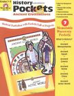 History Pockets Ancient Civilizations Grades 1 3 by Evan Moor