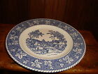 4 Homer Laughlin Shakespeare Country Dinner Plates Stratwood Collection
