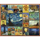 White Mountain Puzzles Van Gogh - 1000 Piece Jigsaw Puzzle New