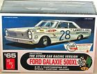 1965 Ford Galaxie 500XL AMT #723 1/25 Scale New Model Kit Stock Car Racing