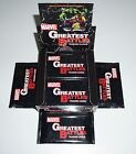 2013 Marvel Greatest Battles Box of 24 Sealed Packs FREE S&H (Parallel Gold?)