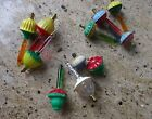 Vintage Bubble Lights Repair Parts Replacement Spare Biscuit Noma Christmas Tree