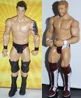 WWE Daniel Bryan & Wade Barrett Mattel Basic Wrestling Action Figure