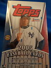 2005 TOPPS BASEBALL - SERIES I HOBBY BOX (12) JUMBO PACKS SEALED ! LQQK !