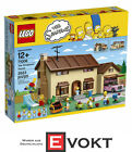 Genuine New Lego Set The Simpsons House 71006 Age 12+ 2523 Pieces Best Gift
