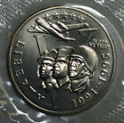 1991 1995 BU WWII 50th UNC Half Dollar 1993 Coin ONLY US Mint Commemorative 50c