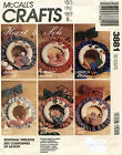 1980's VTG McCall's Seasonal Wreaths Pattern 3881 UNCUT