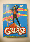 1978 GREASE 1ST SERIES WAX BOX (36 CARD PACKS) TOPPS