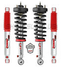 RANCHO QUICKLIFT LEVELING STRUTS AND SHOCKS KIT- [Full Set] 04-08 FORD F-150 2WD
