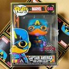 Funko Pop Marvel Black Light Figures 22