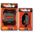 Suzuki F+R High Quality Brake Pads VLR 1800 Boulevard C109RT & C109R (2008-2010)