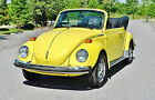 Volkswagen  Beetle Classic The best one to be found original fuel injection Very rare 1 owner original mint 1979 Volkswagen Beetle Convertible fuel injected