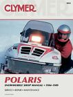 Clymer S832 Service Manual for Polaris Indy Models