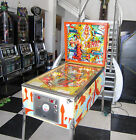GENIE PINBALL MACHINE BY GOTTLIEB ~ A BEAUTY! ~ SHOPPED AND IN SUPERB SHAPE
