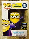 Funko Pop 2015 Minions Gone Batty SDCC Summer Convention Exclusive #171