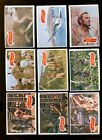 1969 TOPPS PLANET OF THE APES PARTIAL SET 22 44 +1 DUPLICATE NM *38398