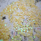 NEW DIY 3mm 2000pcs sparkling  5 star loose sequins Paillettes DIY Wedding GQ